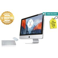 £269 instead of £999 (from The IT Refurbisher) for an Apple iMac A1224 with 250GB HDD, keyboard, mouse and 12-month warranty - save 70% - Computers Gifts