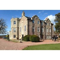 £89 (at Shieldhill Castle Hotel) for an overnight Biggar, Scotland stay for two people including late check-out, breakfast and two-course dinner, or £145 for a two-night stay - save up to 44% - Scotland Gifts