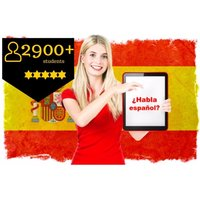 £9 instead of £100 for an online 'conversational Spanish made easy' course from OfCourse - save 91% - Spanish Gifts