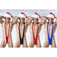 £7.99 instead of £39 for a novelty santakini with festive hat - choose from four styles from Boni Caro - save 80% - Novelty Gifts