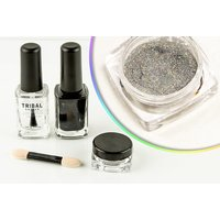 £6 instead of £59.99 for a 3pc holographic nail polish set from Forever Cosmetics - save 90%
