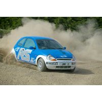 £69 for a junior rally driving experience including a certificate upon completion at Chris Birkbeck Rally School, Saltburn - School Gifts