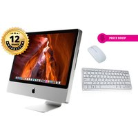 £269 instead of £999 (from IT Trade Services) for an Apple iMac A1224 with 250GB HDD, keyboard, mouse and 12-month warranty - save 73% - Wowcher Gifts