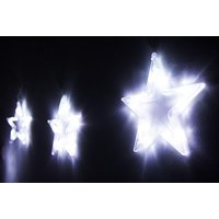 £6.99 instead of £69.99 for a white led star lights from Import China (UK) Limited - save 90% - China Gifts