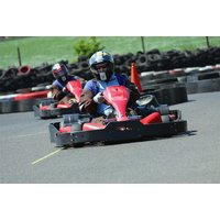 £19 for a 50 laps of karting at Midland Karting, Staffordshire - Wowcher Gifts