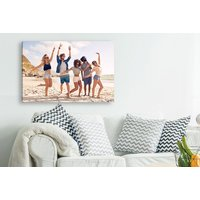 From £2.95 instead of from £29.99 (from Deco Matters) for a personalised canvas - choose from six sizes and save up to 90%