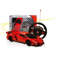 £12 instead of £29.99 for an rc toy sports car - choose from three colours from Toys Wizard - save 60% - Rc Gifts