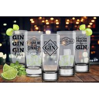 £5.49 instead of £7.95 (from CNC Group) for a novelty slim gin glass - save 31% - Novelty Gifts