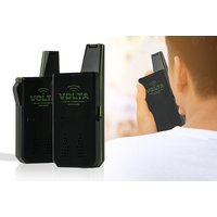 £15.99 instead of £66.01 (from Brand Arena) for a pair of compact walkie-talkie handsets - save 76%