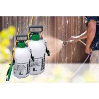 £6.99 instead of £29.99 for a five-litre fence & weed sprayer from DIRECT2PUBLIK LTD - save 77% - Weed Gifts