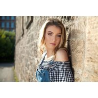 """£12 instead of £125 for a one-hour teen fashion photoshoot and makeover, including one 10"""" x 8"""" print and a voucher towards additional images at Caroline Anne Photography, Paisley - save 90% - Makeover Gifts"""