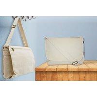 £8.99 instead of £33 (from Pearl Fashion) for a beige unisex shoulder bag - save 73% - Shoulder Bag Gifts