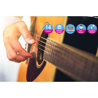 £8 instead of £142.92 (from Skill Success) for a guitar for beginners course - save 94% - Music Gifts
