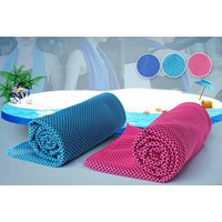 £3.99 instead of £18 (from Paper Dollz Trading) for an instant cooling gym towel - save 78% - Gym Gifts