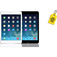 £129 instead of £208.99 (from Renew Electronics) for a Grade B-refurbished 16GB Apple iPad Mini - choose either a black or white tablet and save 38% - Wowcher Gifts