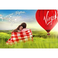 £99 for a Virgin 7-Day Anytime Plus hot air balloon experience with Champagne for one person, or £198 for two people - choose from over 100 UK locations and save up to 52% - Hot Air Balloon Gifts