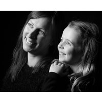 £7 for a mother & daughter photoshoot from Memories Portrait Photographers - Mother Gifts