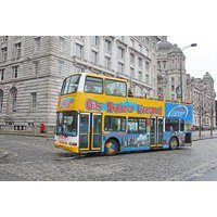 £5 instead of £11 for a full day 'hop on, hop off' bus tour of Liverpool with City Explorer - save 55% - Liverpool Gifts