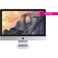 £539 instead of £889.01 (from Affordable Mac) for a refurbished 8GB RAM Apple iMac Core i5, or £599 for a 16GB RAM model - save up to 39% - Wowcher Gifts