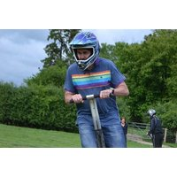 £17 for an off-road Segway experience for one person, £29 for two or £56 for four people at Segway Unleashed, Surrey - save up to 65% - Segway Gifts