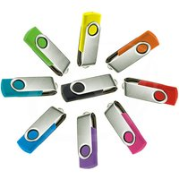 £5.99 instead of £29.99 (from J&Y) for a colourful 32GB USB flash drive - save 80% - Usb Gifts