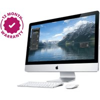 £499 instead of £1196.01 (from IT Trade Services) for a grade-B refurbished 500GB Apple iMac, or £579 for a 2TB model - save up to 58% - Wowcher Gifts