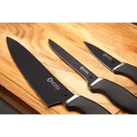 £20.99 instead of £37.95 (from HTG Direct) for a three-piece Cryotex knife set - save 45% - Cutlery Gifts