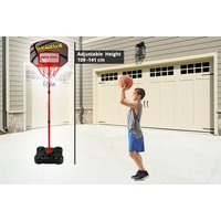 £14 instead of £35.01 (from Eurotrade) for a kids' basketball hoop set - shoot some hoops and save 60% - Basketball Gifts