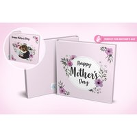 £7 instead of £27.95 (from Smiley Hippo) for a 20-page personalised Mother's Day photobook - save 75% - Hippo Gifts