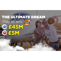 £4 instead of £8 for five syndicated EuroMillions and five Lottery lines, plus five instant win games with chances for an up to £7k win from Lotto Social - try your luck and save 50% - Games Gifts