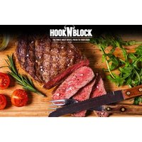 £29 instead of £49.23 for a 36-piece steak hamper from Hook'N'Block - save 41% - Hampers Gifts
