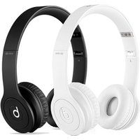 £99 instead of £217.99 for a pair of Beats Solo HD headphones bringing the bass in black or white from Ckent Ltd - save 55% - Bass Gifts