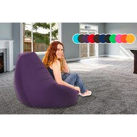 £32 instead of £109 (from UK Beanbags) for an XL highback beanbag - choose from 11 colours and save 71% - Beanbag Gifts
