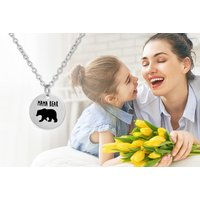 £5 instead of £24 (from Styled By) for a mama bear necklace - save 79% - Fashion Gifts
