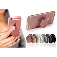 £3.99 instead of £14.99 for a magnetic pop-socket phone mount available in six vibrant colours from Ckent Ltd - save 73% - Phone Gifts