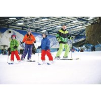 £32 instead of £65 for a two-hour skiing or snowboarding lesson, or £42 for three hours at the SnowDome, Tamworth - save up to 51% - Snowboarding Gifts