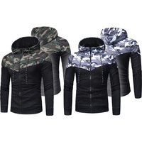 £14.99(from Blu Apparel) for a men's camo zip hoodie - choose from two colours and four sizes - Camo Gifts