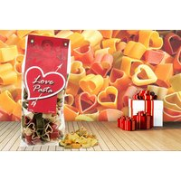 £3.99 instead of £9.99 for a 250g bag of love-shaped pasta - save 60% - Pasta Gifts