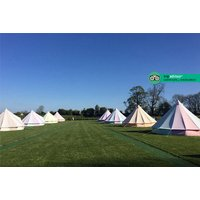 From £115 (with Botany Glamping) for two nights of luxury glamping in a bell tent for up to five people, or from £169 for three nights at Botany Farm, Wiltshire - save up to 50% - Farm Gifts