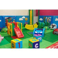 £6 instead of £10.50 for two hours of soft play and juice for two kids at Giddy Kids, Preston - save 43% - Theme Parks Gifts