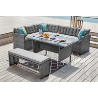 a 10seater rattan outdoor furniture set, or £499 to include a cover  save up to 51%