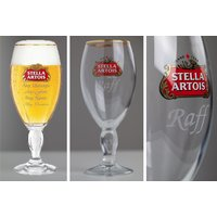 £6.99 instead of £9.91 (from CNC Group Ltd) for a personalised beer glass, or £7.99 for a beer glass and premium gift box - save up to 30% - Beer Glass Gifts