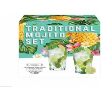 £7.49 instead of £29.99 for a mojito cocktail gift set including a pair of mojito tumblers from Ckent Ltd - save 75% - Mojito Gifts