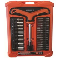 £9.99 instead of £27.99 for a kendo 24pc t-bar bit and socket set from Ckent Ltd - save 64% - Diy Gifts