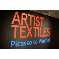 £5 instead of £9 for one ticket to the Artist Textiles Exhibition featuring Picassso and Warhol, £9 for two at the New Lanark World Heritage Site - save up to 44% - Artist Gifts