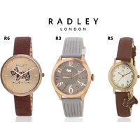 From £24.99 (from Brand Arena) for a Radley watch - choose from 10 designs and save up to 72% - Radley Gifts