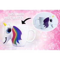 £8 instead of £19.99 (from Mermaid Magic) for a colour changing unicorn mug - save 60% - Magic Gifts
