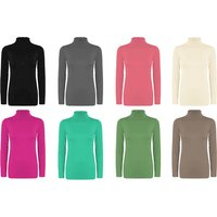£5.99 (from Lozana Paris) for a women's polo neck jersey - Polo Gifts