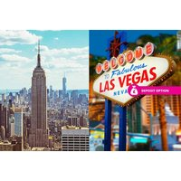 From £599pp (from Bargain Late Holidays) for a six-night New York and Las Vegas trip with return flights, from £659pp for eight nights, pay a £199pp deposit today - save up to 41% - New York Gifts