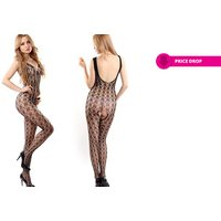 £6.99 instead of £29.99 for a sexy suspender bodystocking lingerie from GameChanger Associates - save 77% - Sexy Gifts